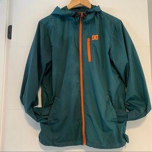 DC | Windbreaker Rain Jacket
